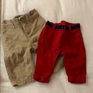 Baby casual pants bundle